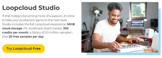 Loopcloud Studio