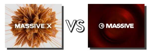 Massive XとMassiveの比較