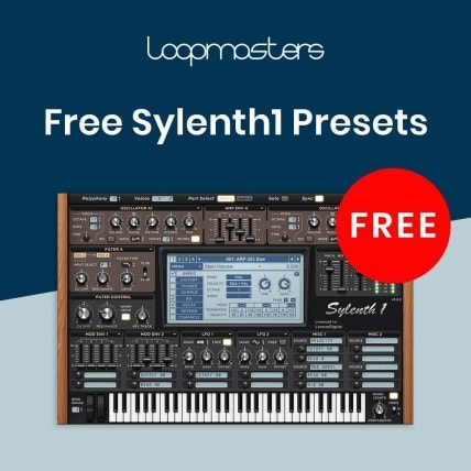 loopmasters free sylenth1 preset