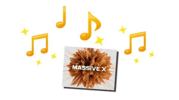 Massive XとMassiveは音質・質感にこだわる人にピッタリ