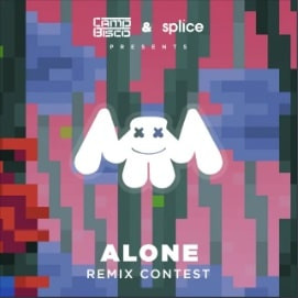 Splice Community Marshmello - Alone (Stems)